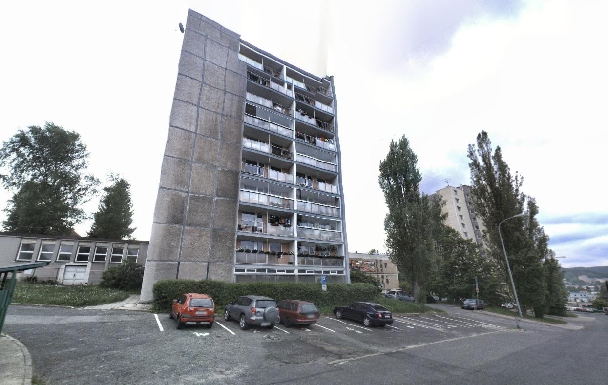 Dražba bytu o velikosti 3+1 v Jablonci nad Nisou (