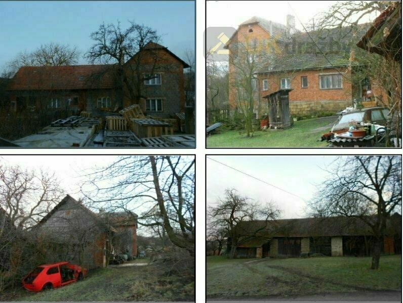 Podíl na rodinném domě spolu s pozemky v obci