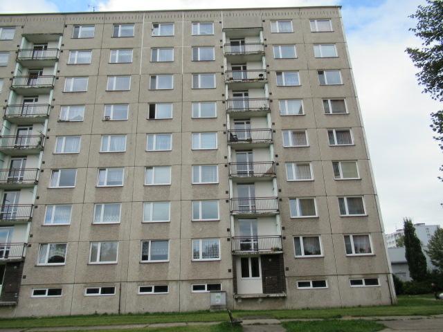 podíl 1/4 bytu 1+1 umístěného v 7. NP bytového