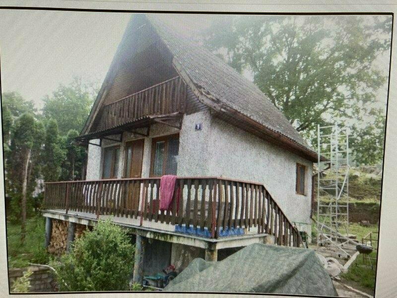 Chata ve městě Bavorov, okres Strakonice