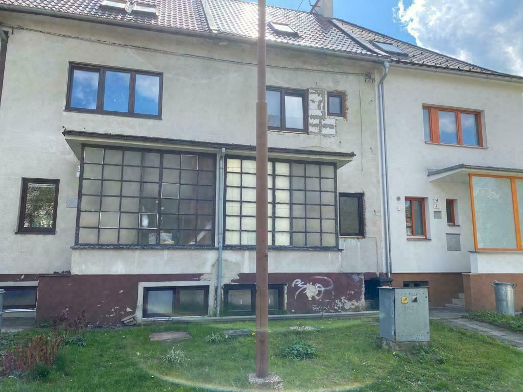 Rodinný dům v části obce Vsetín