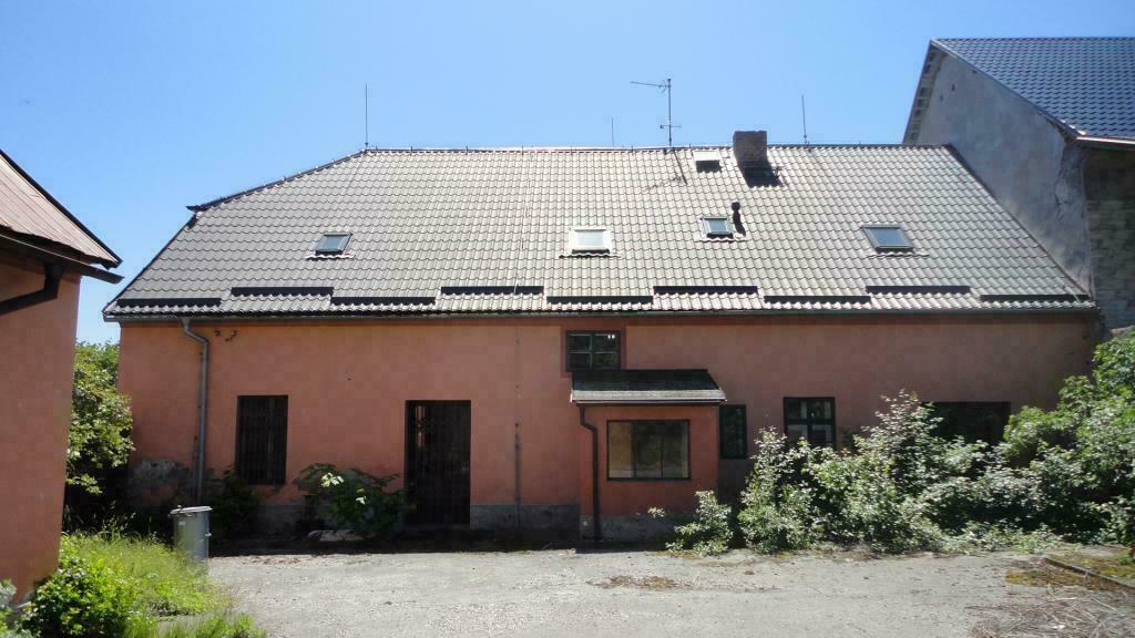 Pozemek 585 m2, k.ú. Radonice u Kadaně, obec