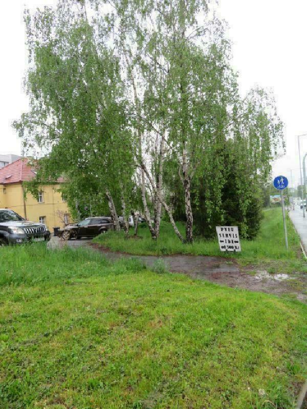 Pozemek o velikosti  423 m2, Hloubětín, podíl 1/3