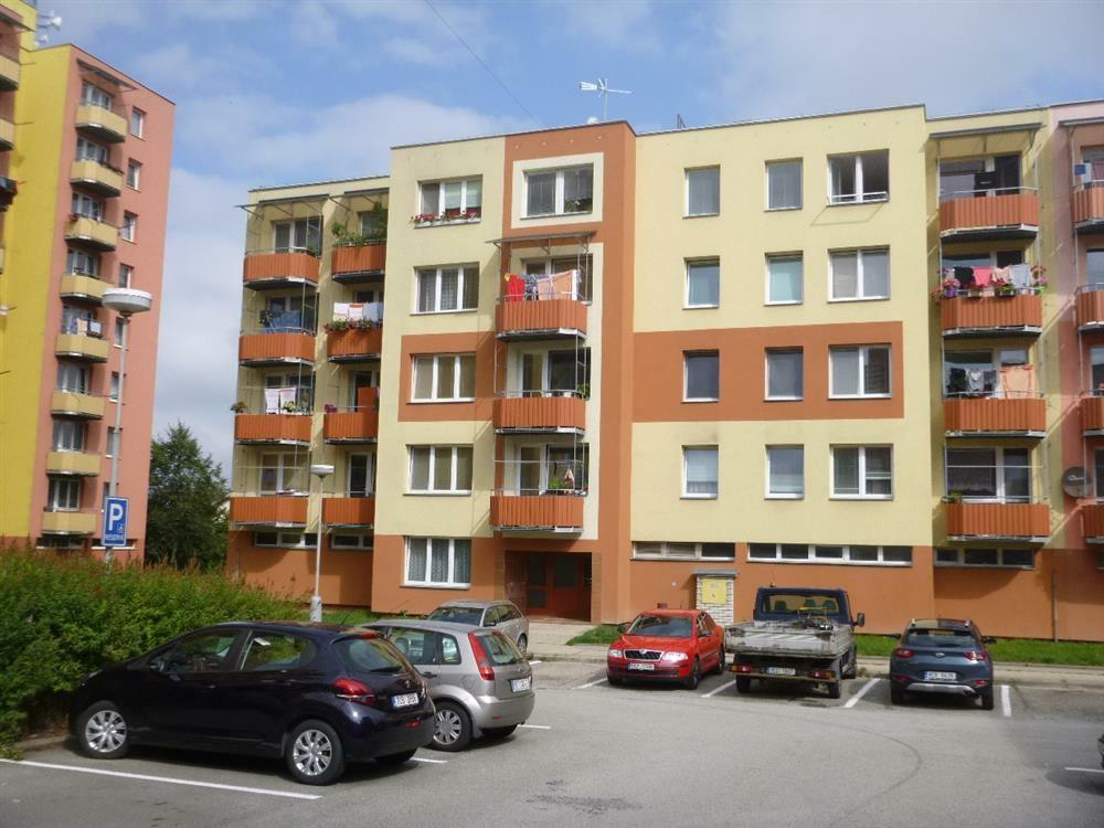 Dražba bytové jednotky 3+1 v obci Jindřichův