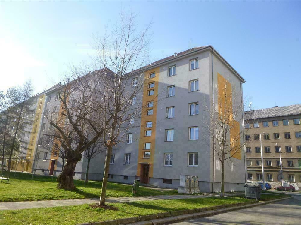 Dražba bytové jednotky 2+1 v obci Olomouc, okres