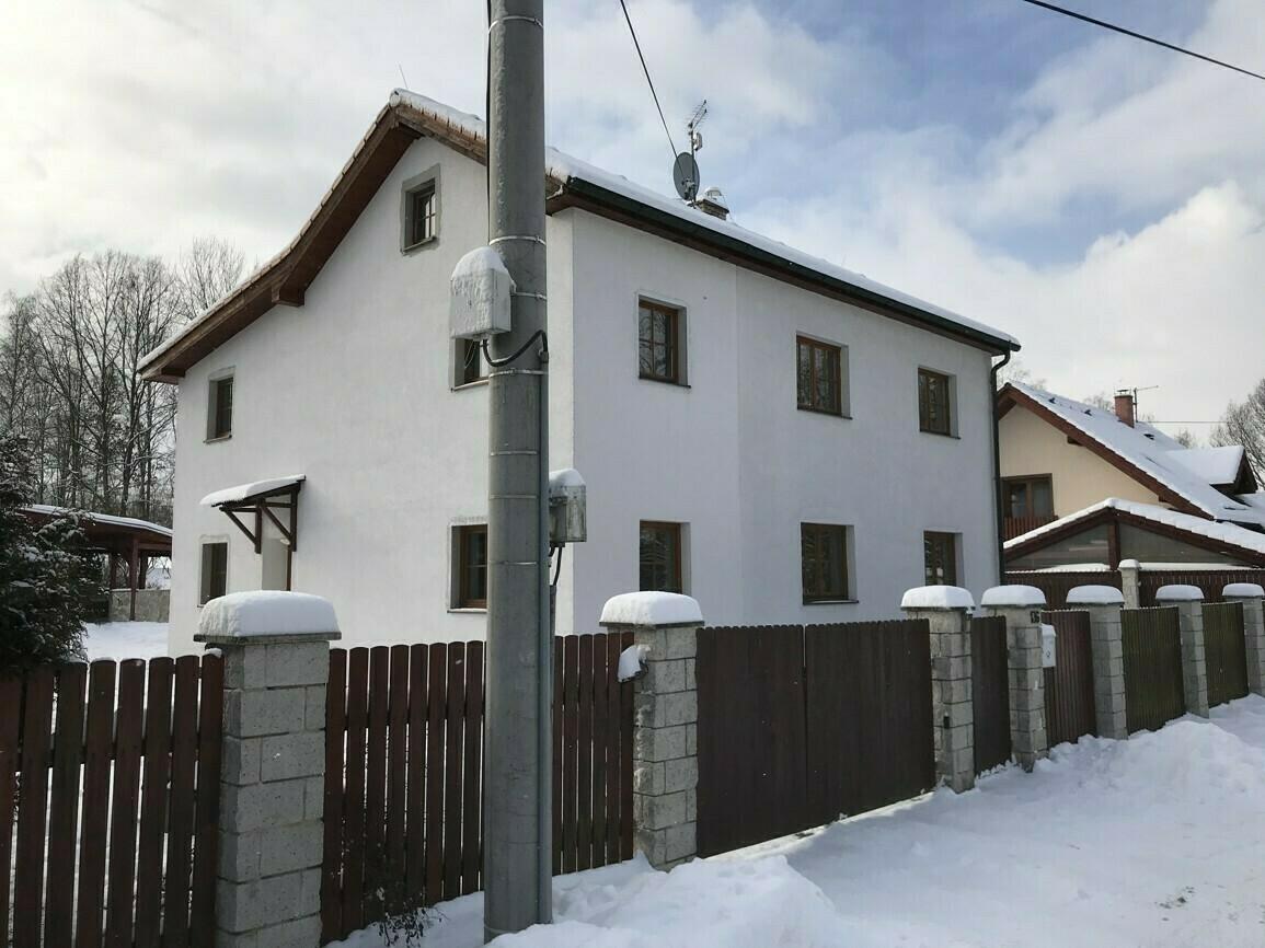 Rodinný dům v Jenišově, okr. Karlovy Vary