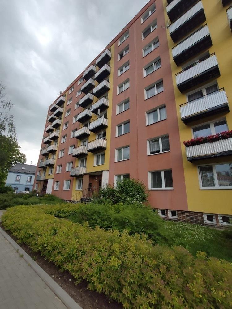 Bytová jednotka 3+1 v Šumperku