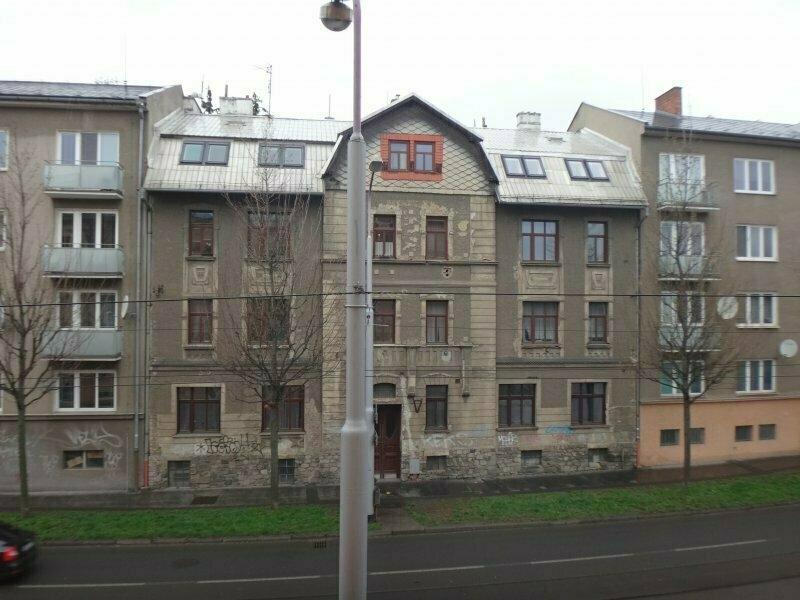 Byt 1+1 v Olomouci