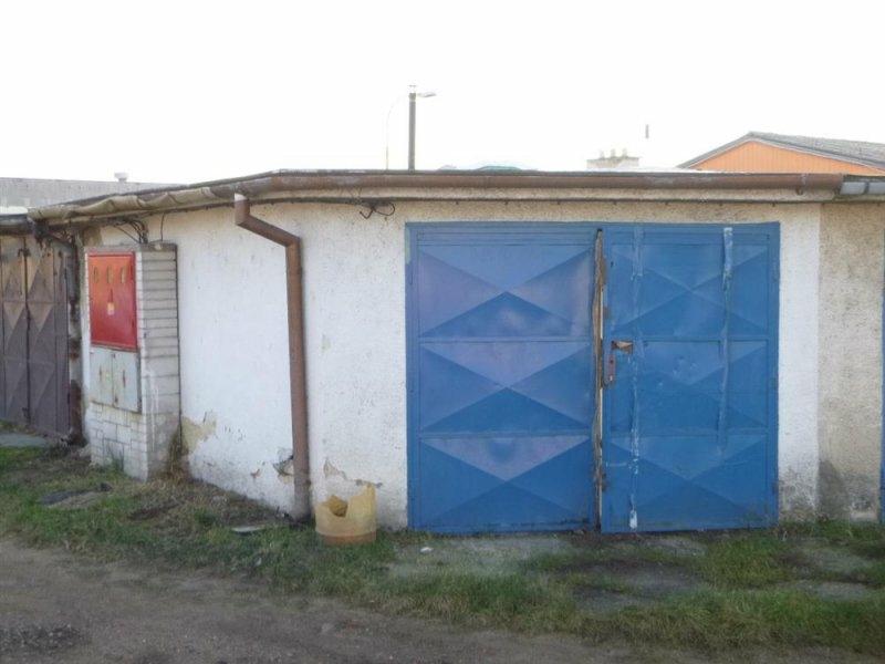 Dražba garáže v Hodoníně