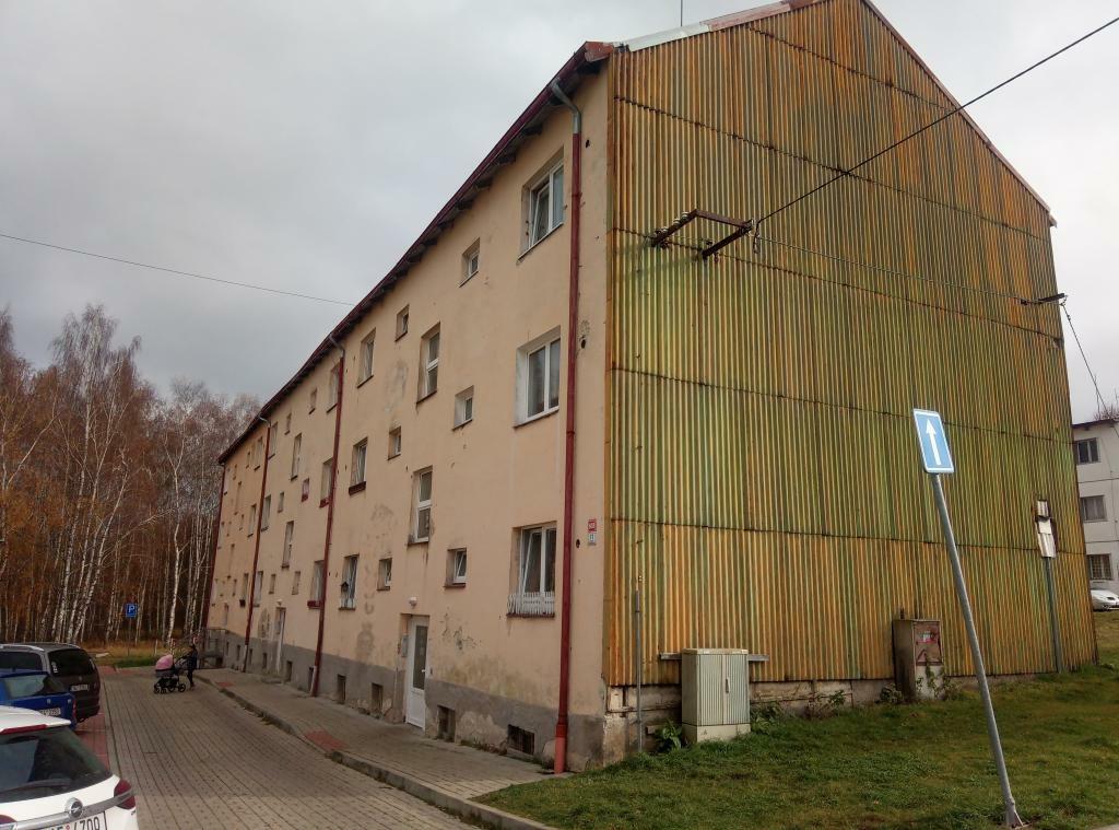 Bytová jednotka 2+1 ve městě Horní Slavkov