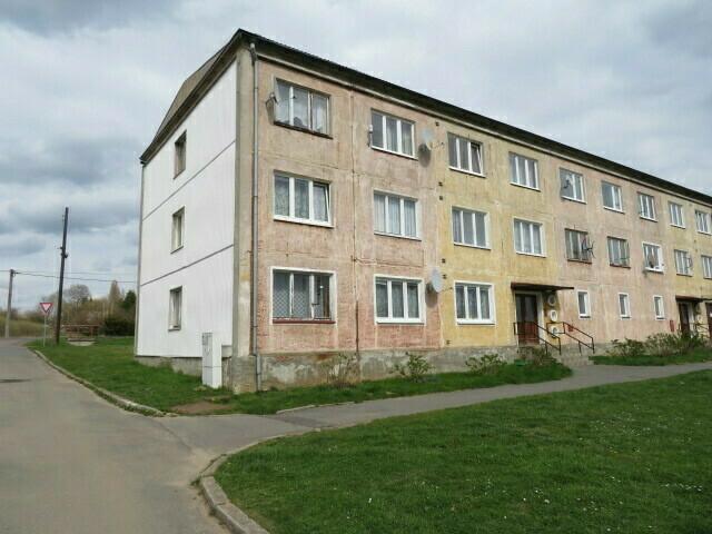 podíl 1/3 bytu 2+1 umístěného v 1. NP bytového