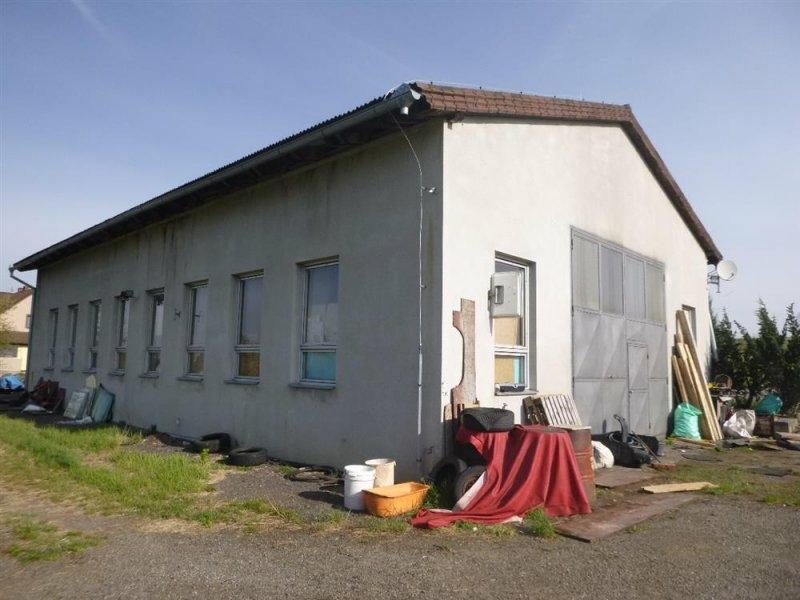 Další dražba garáže v obci Dírná, okr. Tábor