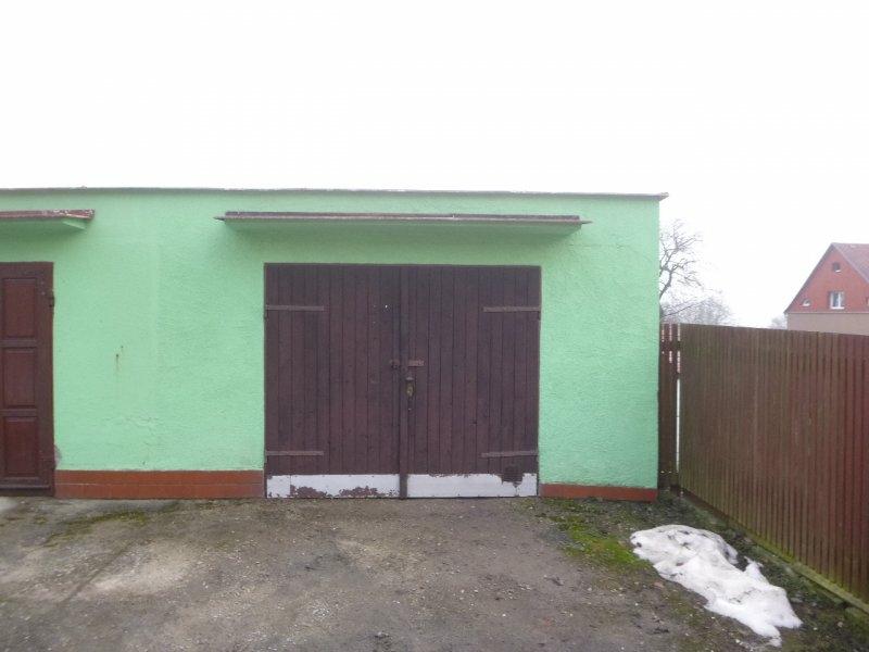 Podíl na garáži v obci Háj u Duchcova, okr.