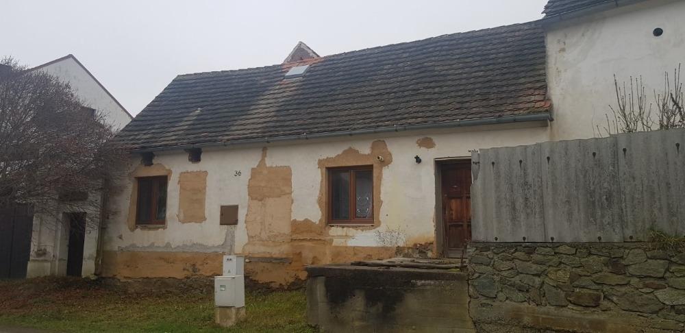 Rodinný dům v Osvračíně