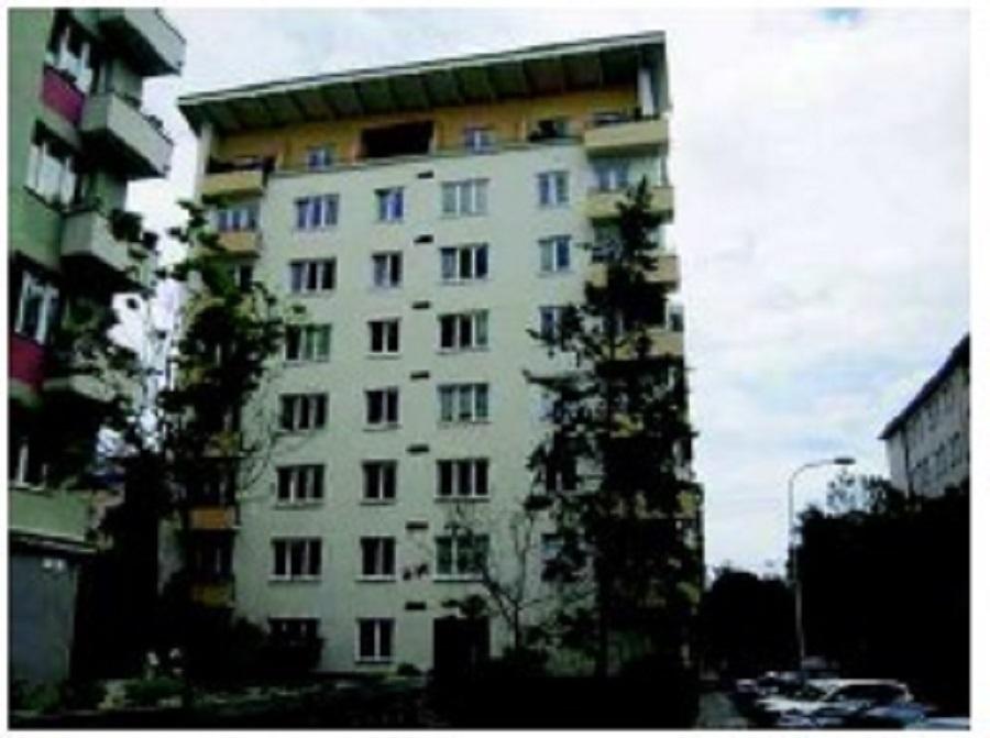 Dražba bytu, město Brno