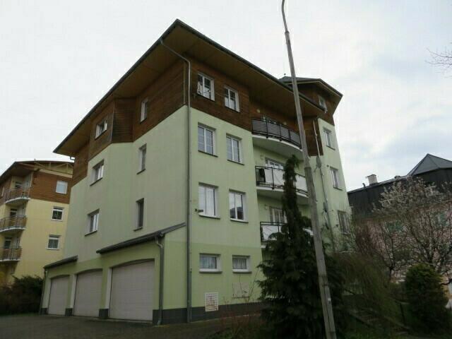 Elektronická dražba bytu v obci Mariánské Lázně (1