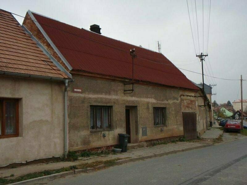 Podíl na rodinném domě v obci Libáň, okr. Jičín