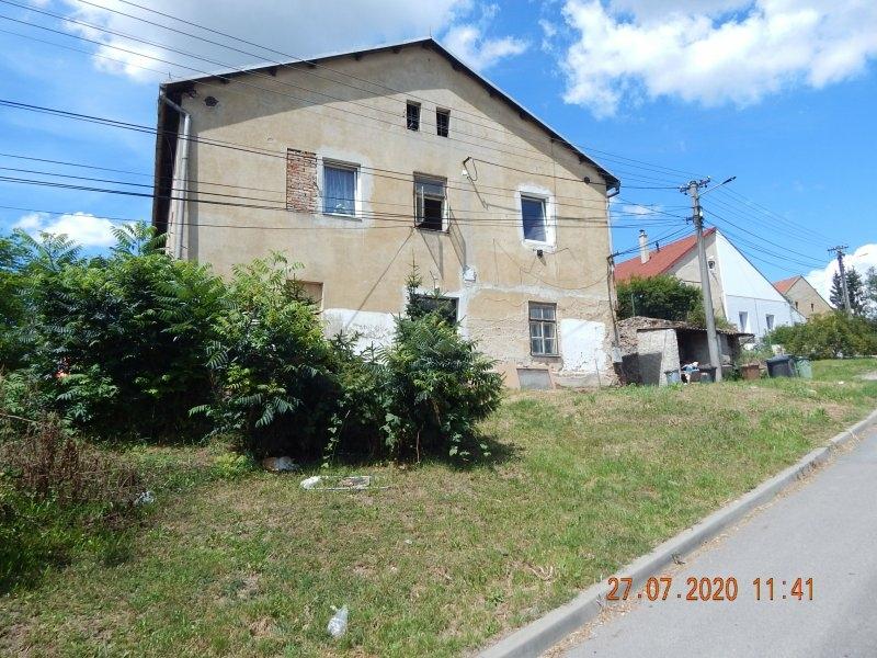 Byt 2+1 v obci Zastávka, Brno-venkov