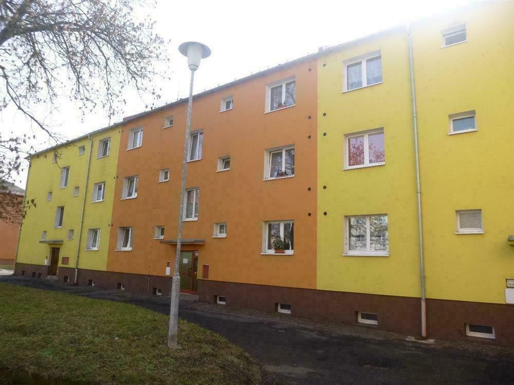 Dražba bytu v Ostrově, okr. Karlovy Vary