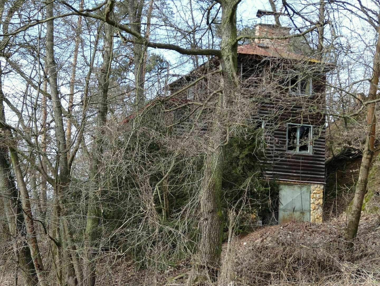 budova - rodinná rekreace s pozemkem, k.ú. Kokory