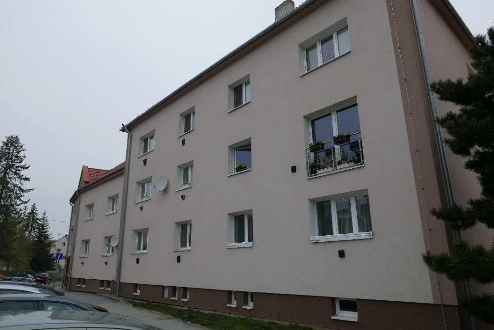 Dražba bytu 2+1 v obci Moravské Budějovice