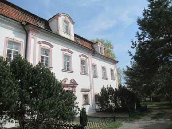 Barokní zámek Loděnice č.p. 105 na Opavsku