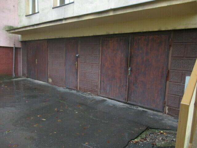 20/220 garáže v obci Český Těšín, okres Karviná