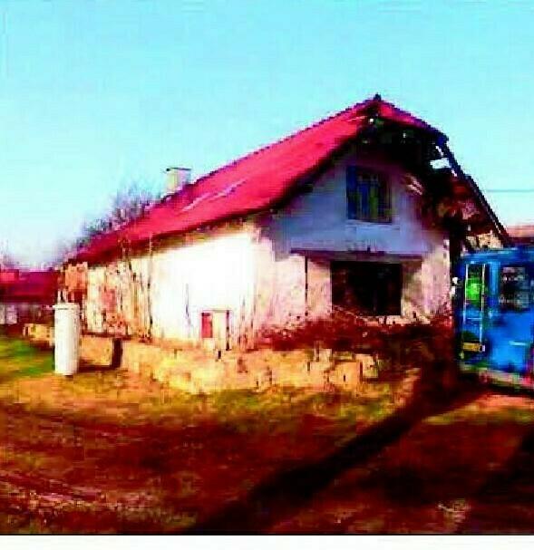 rodinný dům s pozemky a příslušenstvím v obci