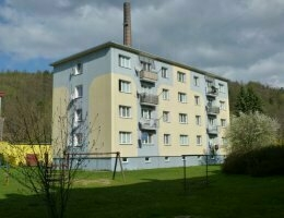 Dražba podílu 1/3 na bytu Olomouc - Hlubočky