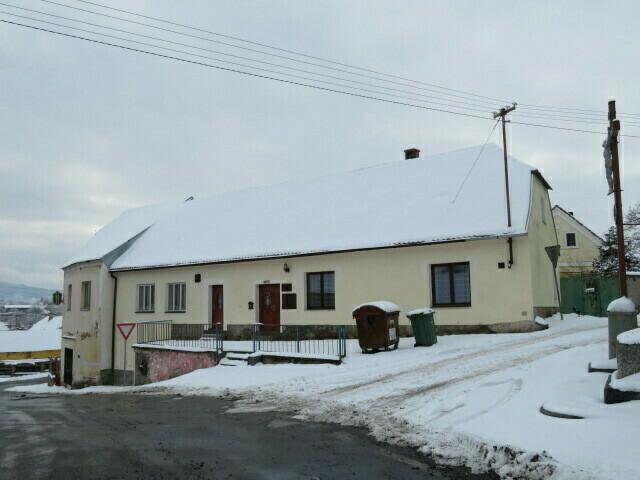 rodinný dům v obci Bukovníku, okres Klatovy