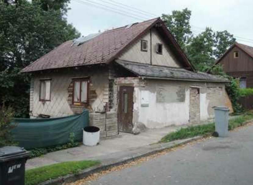 Rodinný dům, Česká Třebová