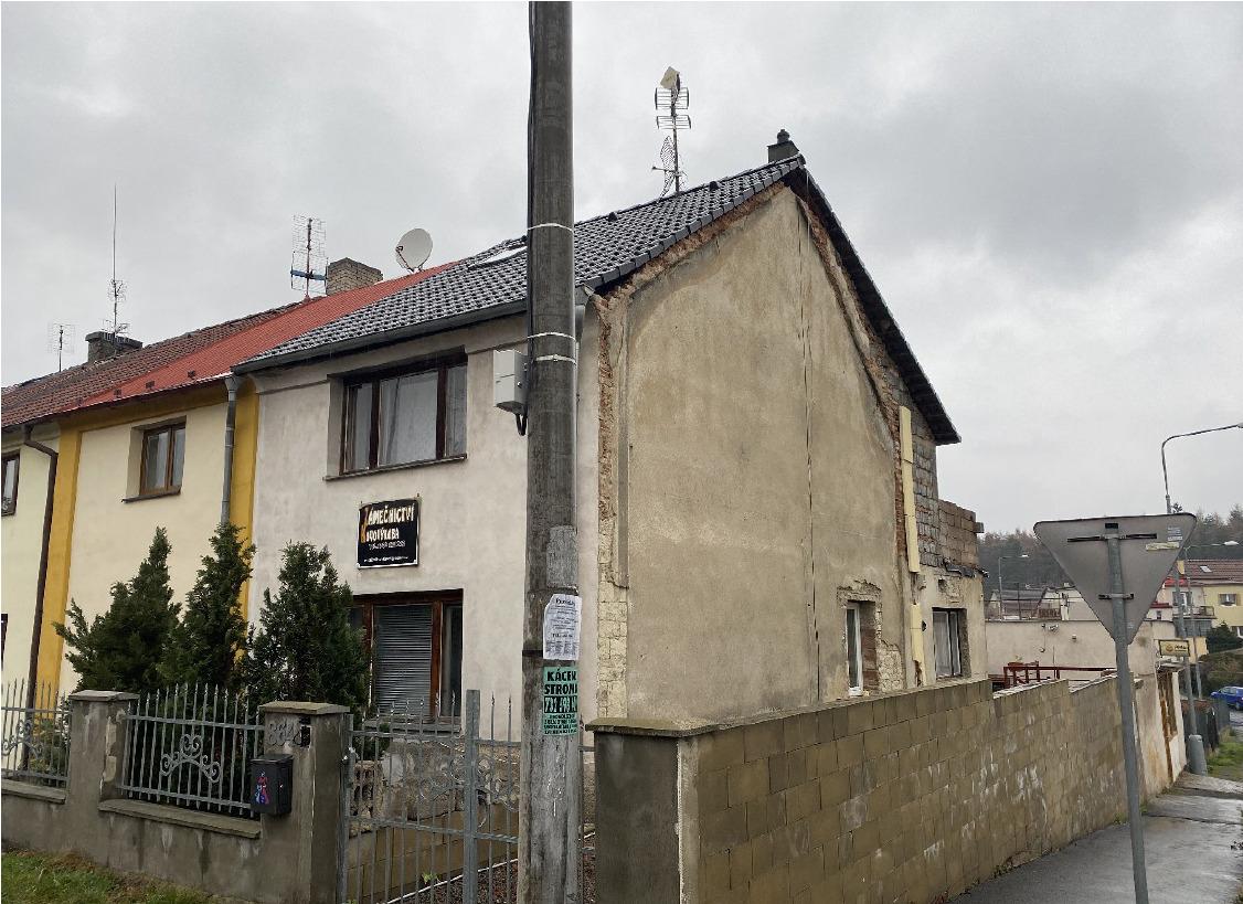 Rodinný dům v obci Kladno