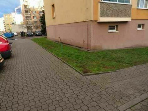 Dražba pozemku (235 m2) - podíl 67/1504, okr.