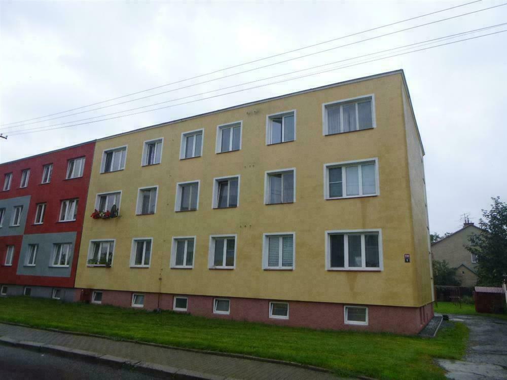 Dražba bytové jednotky 3+1 v obci Albrechtice,