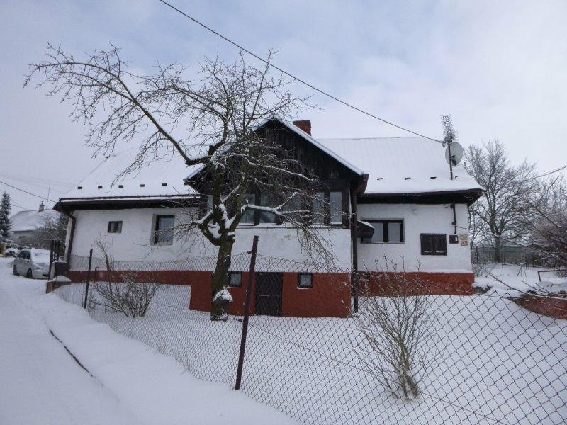 Podíl na objektu rodinné rekreace v obci Radkov,