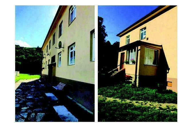 Podíl 1/8 bytu 3+1 ve Vranově nad Dyjí, okres