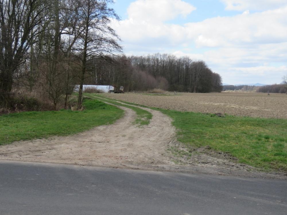 Pozemek o velikosti  4319 m2, Mastířovice