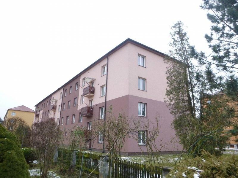 Podíl na bytě 3+1 v obci Chropyně, okr. Kroměříž