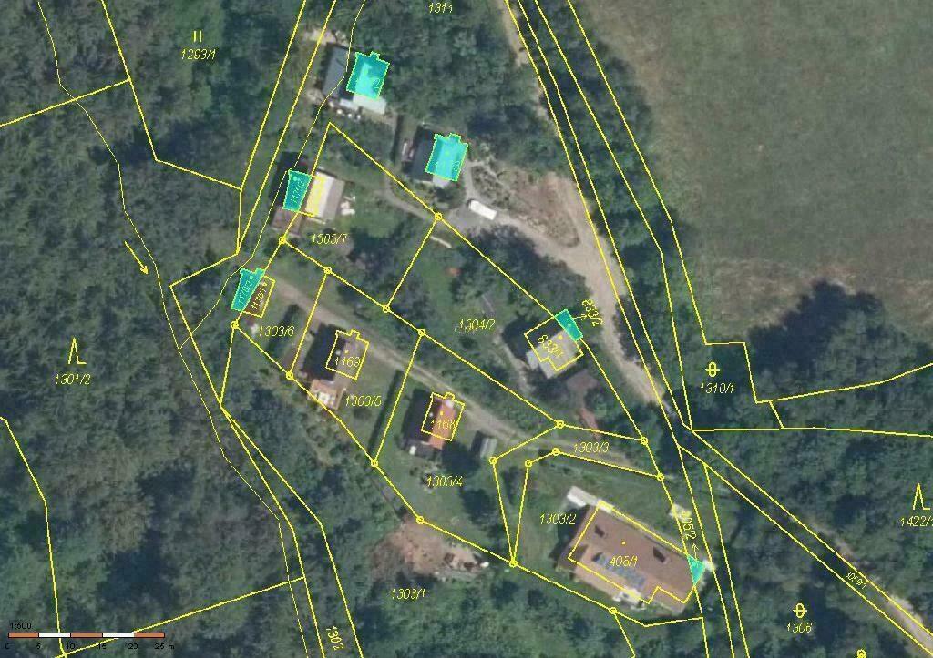 101/161808 podíl na LV 2135 v obci Prostřední