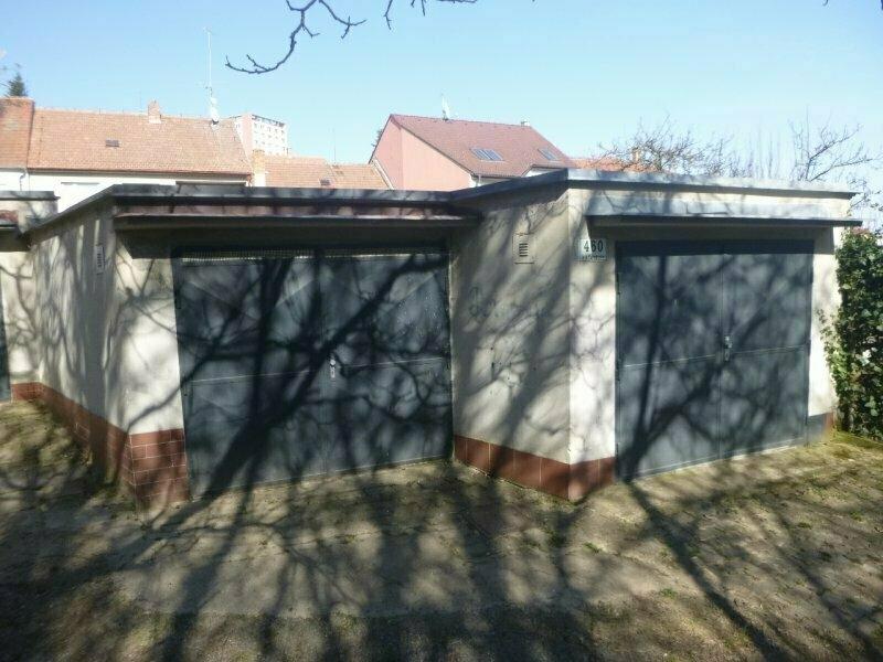 Podíl na garáži a pozemcích v Brně -