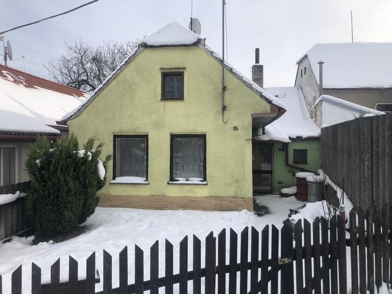 podíl 1/3 rodinného domu s pozemky ve Štěpkově,