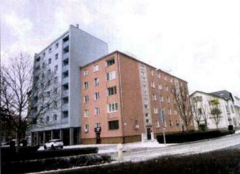 Dražba bytu v Olomouci