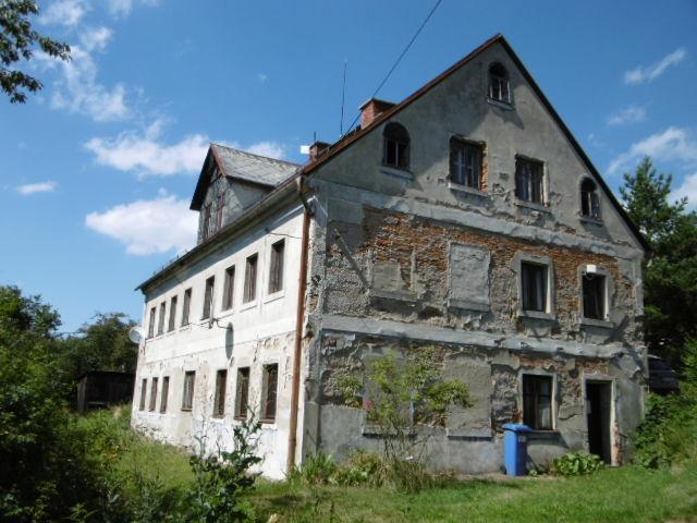 spoluvlastnický podíl k domu v obci Liberec