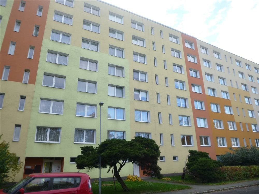 Dražba bytu v České Lípě