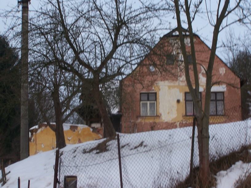 Rodinný dům vč. pozemků - Dlouhá Loučka, okr.
