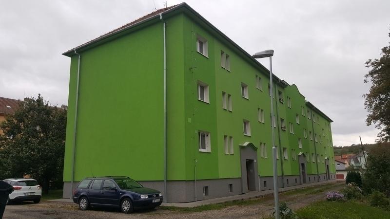 Byt 2+1 v obci Oslavany, okr. Brno-venkov