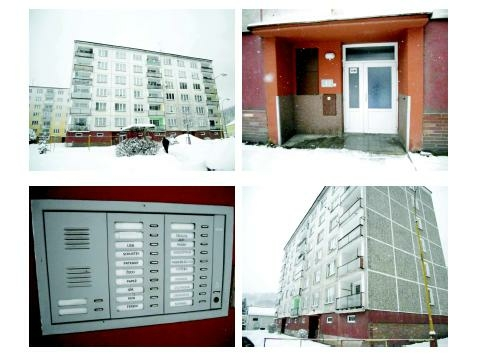Podíl 1/2 bytu 1+1 v obci Kraslice, okres Sokolov