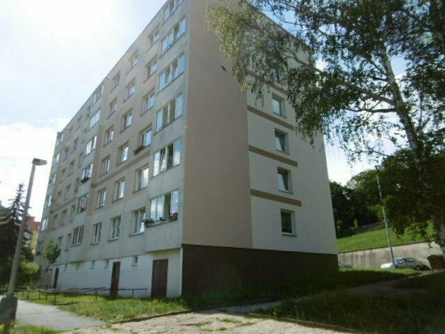 byt v obci Neštěmice