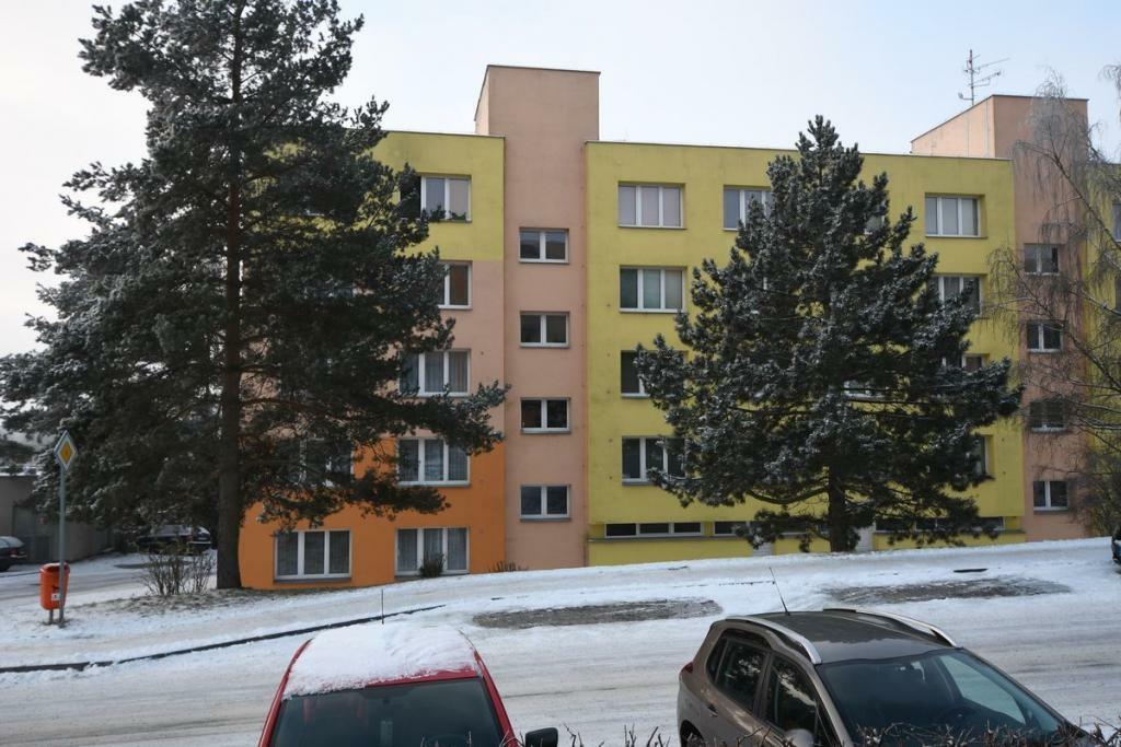 Dražba bytu, město Dačice