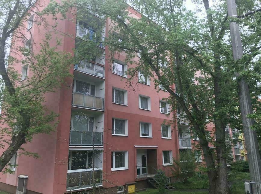 Bytová jednotka 1+1 v Ústí nad Labem